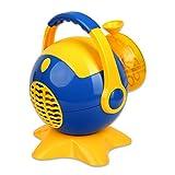 Schramm® Seifenblasenmaschine Bubble Maker Seifenblasen- Maschine Seifenblasenkanone Seifenblasen Bubble Gun wie Seifenblasenpistole Seifenblasen Pistole Pistolen - 4